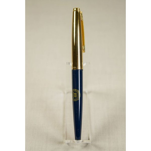ORIGINAL PARKER EVERSHARP GOLD TOP LBJ  PEN