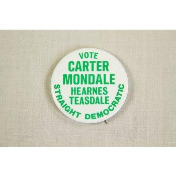 CARTER MONDALE HEARNES TEASDALE