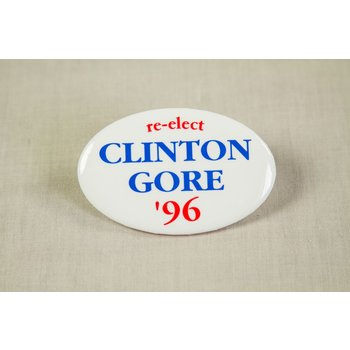 CLINTON GORE OVAL 96 REELECT