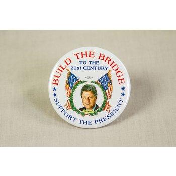 Clinton Build The Bridge