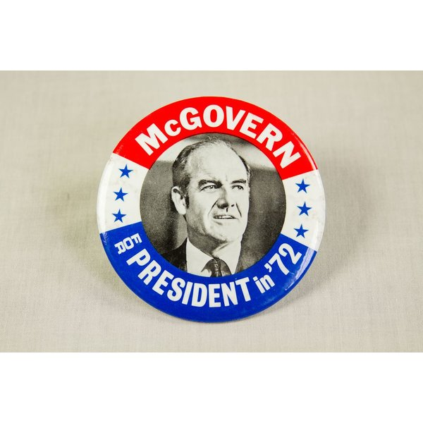MCGOVERN FOR PRESIDENT '72