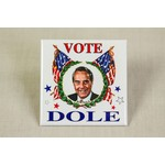 DOLE VOTE FLAGS SQUARE