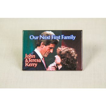 Kerry Our Next First Family