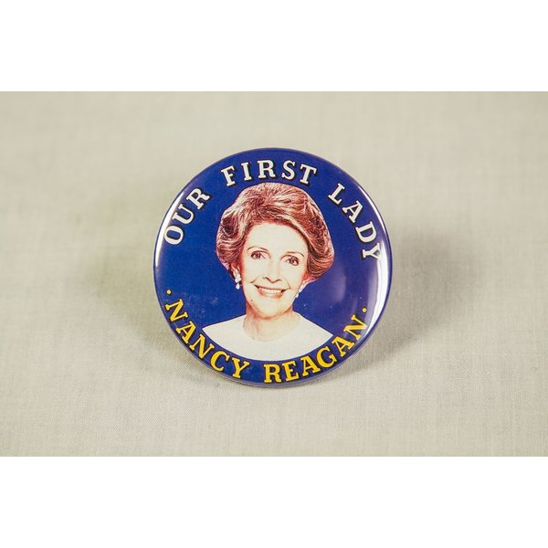 REAGAN NANCY OUR FIRST LADY