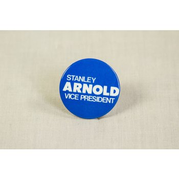 STANLEY ARNOLD FOR VICE PRESIDENT