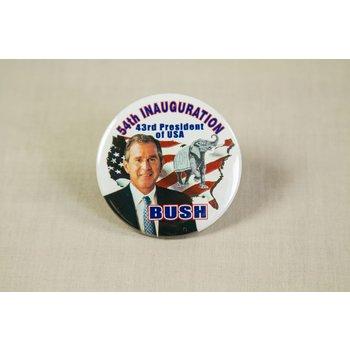 W Bush 54th Inauguration 43rd Pres