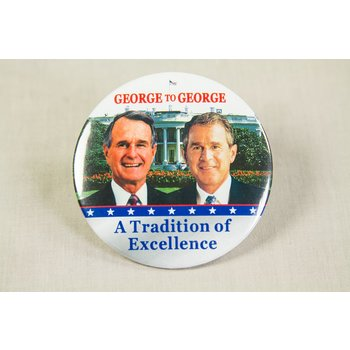 W BUSH GEORGE to GEORGE 3""