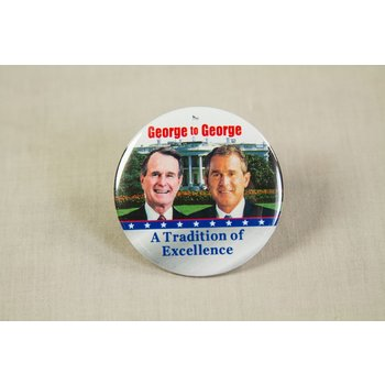 W BUSH GEORGE TO GEORGE 2""