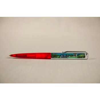 LBJ LIMO FLOATY PEN RED