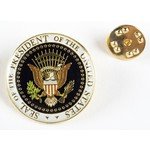 Patriotic PRESIDENTIAL SEAL LAPEL TAC PIN