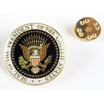 Americana Presidential Seal Lapel Tac Pin