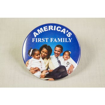 Obama First Family 08