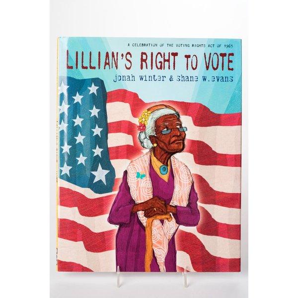 Civil Rights LILLIAN'S RIGHT TO VOTE