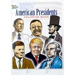 Just for Kids American Presidents 2017 Coloring Book PB