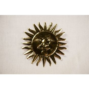 SUNBURST ORNAMENT SINGLE