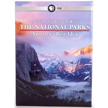 Sale sale-KEN BURNS NATIONAL PARKS: AMERICA'S BEST IDEA DVD SET