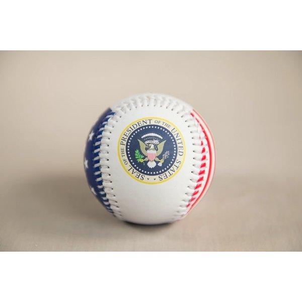 LBJ Custom Baseball