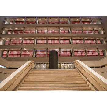 All the Way with LBJ LBJ Library Great Hall Archives Postcard
