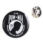 Patriotic POW-MIA LAPEL TAC PIN