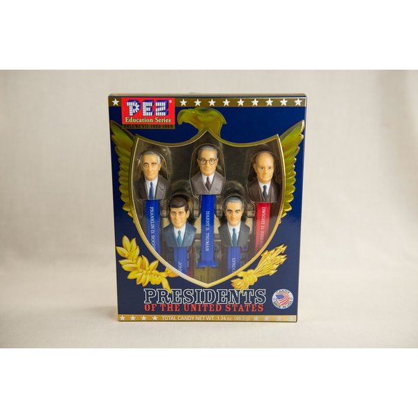 PEZ PRESIDENTS SET VOL. 7