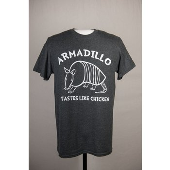 Texas Traditions sale-ADULT DILLO T-SHIRT