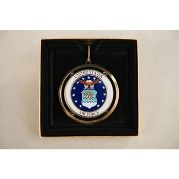 sale-AIR FORCE ORNAMENT