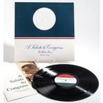 All the Way with LBJ Original, Mint Condition Record - Salute To Congress 10-7-1965