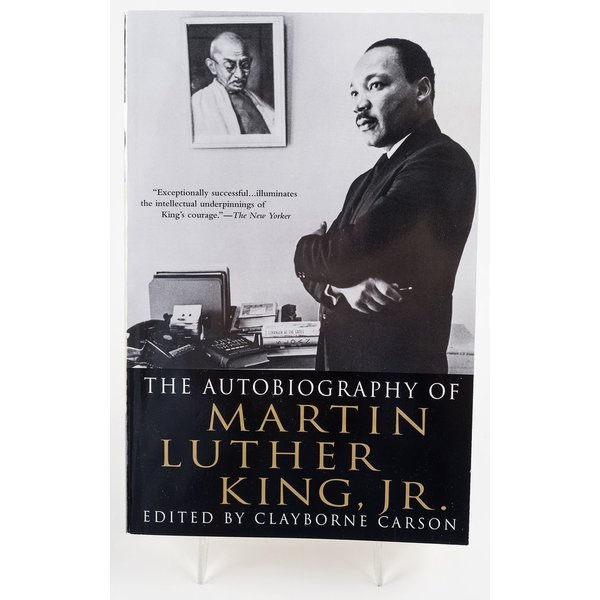 Civil Rights The Autobiography of Martin Luther King, Jr. - Edited by Clayborne Carson  PB