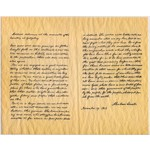 "Americana THE FOUR DOCUMENTS OF FREEDOM - SET 14""x16"""