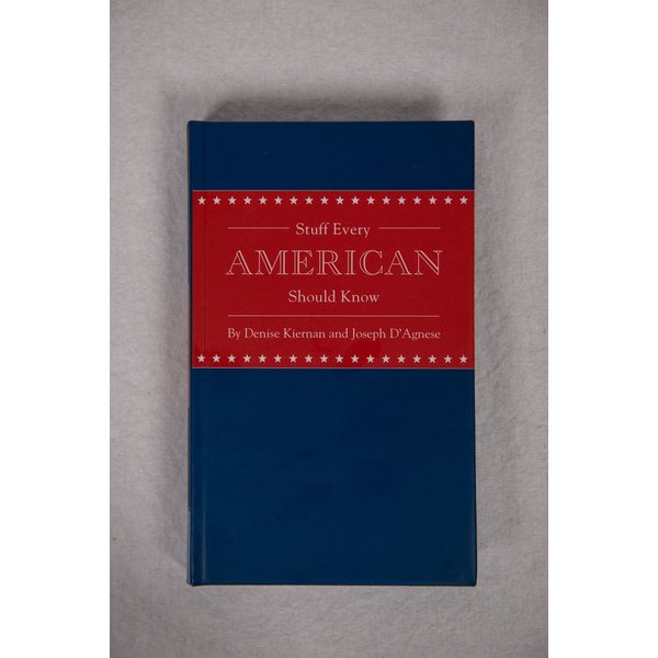 Patriotic STUFF EVERY AMERICAN SHOULD KNOW HARDCOVER