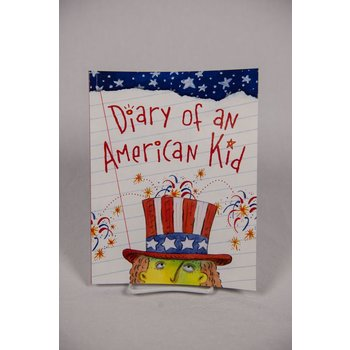 Just for Kids sale-DIARY OF AN AMERICAN KID PB