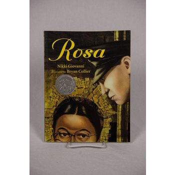 Civil Rights Rosa Picture Book by Nikki Giovanni PB