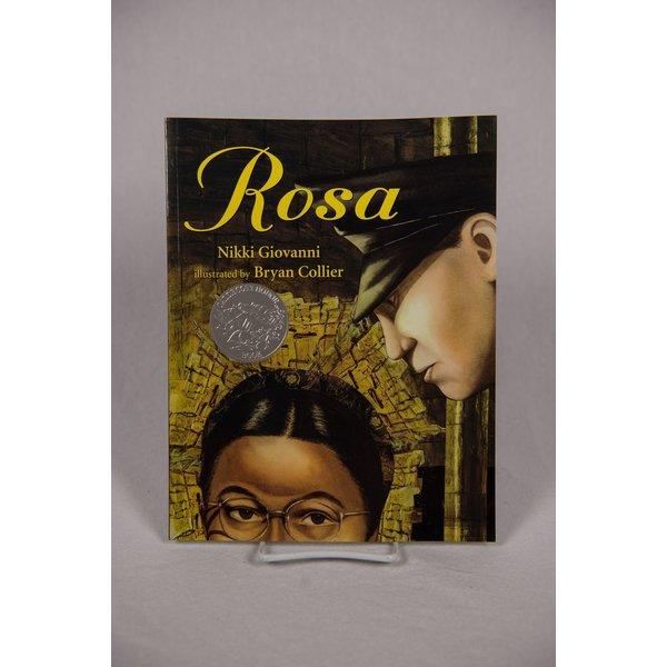 Civil Rights Rosa Picture Book by Nikki Giovanni PB