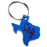 LBJ Pop a Top Keychain