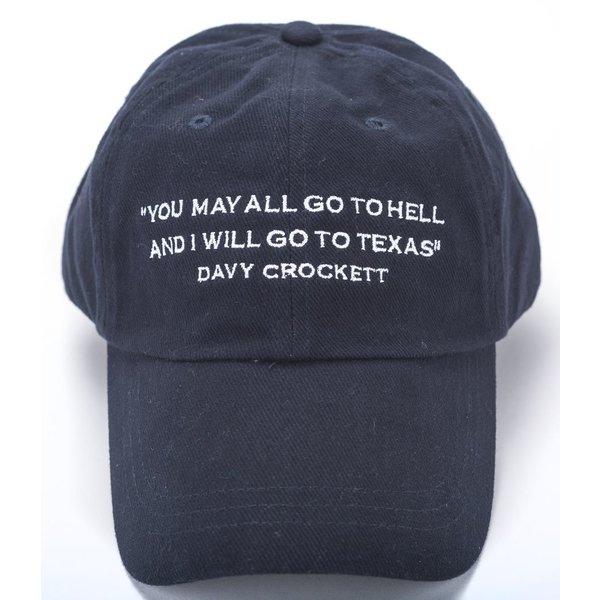 Austin & Texas Davy Crockett Cap