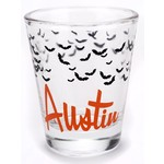 Austin & Texas Austin Bats Shot Glass