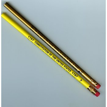 Americana US Constitution Pencil