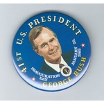 BUSH 41ST US PRESIDENT 2.125""