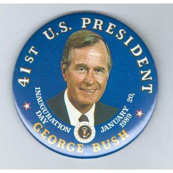"Bush 41st President 3"""