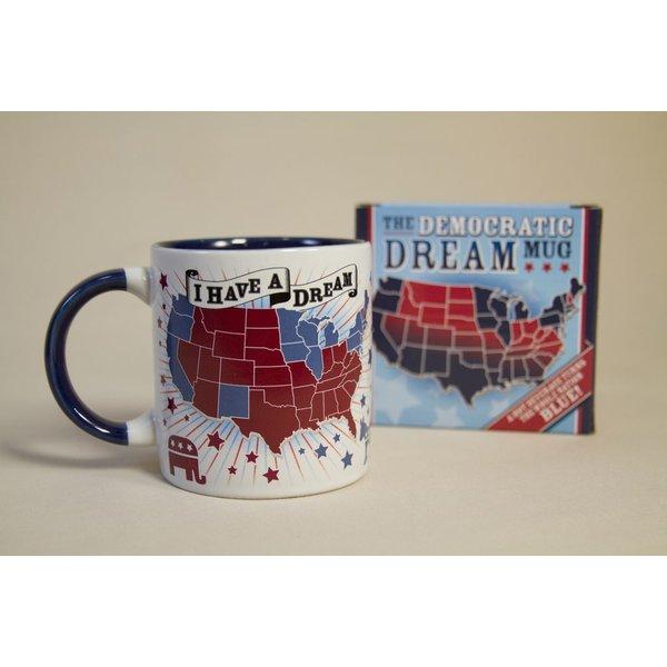 Americana Democratic Dream Mug