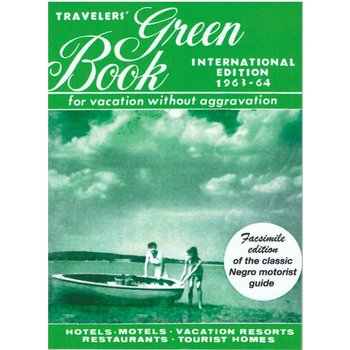 Civil Rights Travelers' Green Book 1963-64 PB