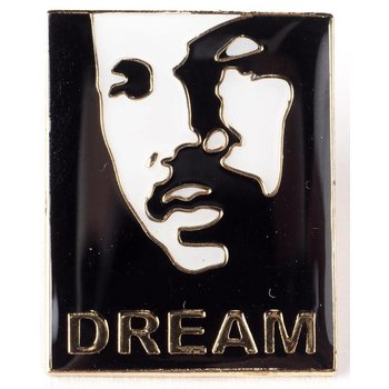 Civil Rights MLK Dream Lapel Tac Pin