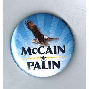 "MCCAIN PALIN EAGLE 2.25"""