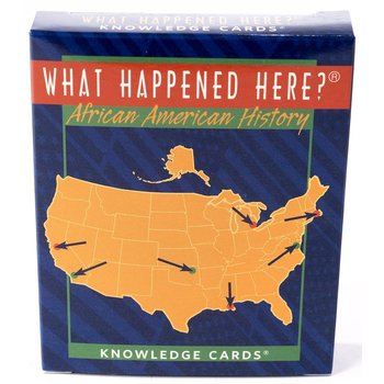 What Happened Here? Knowledge Cards