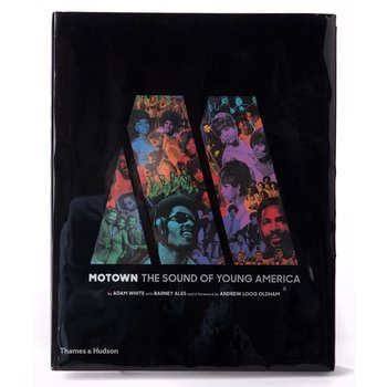 Motown: The Sound of Young America HB by White and Ales