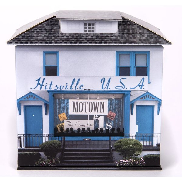 Motown: The Complete No. 1's 11 CD Box Set
