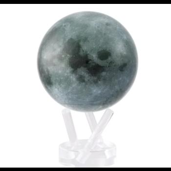"Moon 4.5"" Globe w/Acrylic Stand"