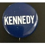 Blue 1968 Robert F. Kennedy Campaign Button