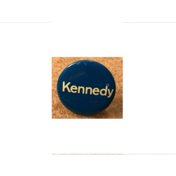 Blue 1968 Robert Kennedy Campaign Button