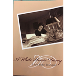 A White House Diary PB autographed by Luci Johnson & Lynda Robb